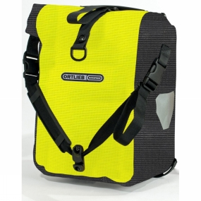Front Roller High Visibility Pannier (Pair)