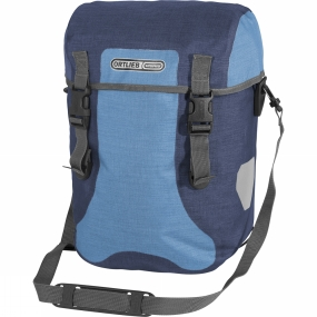 Ortlieb Ortlieb Sport Packer Plus Pannier QL2.1 (Pair) Denim/Steel Blue