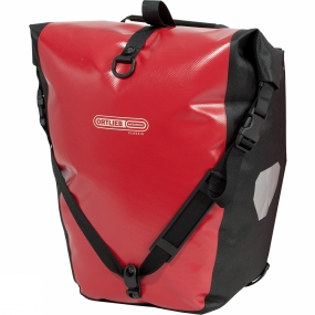 Ortlieb Back-Roller Classic Bag – 40 Litre – Pair Red/Black