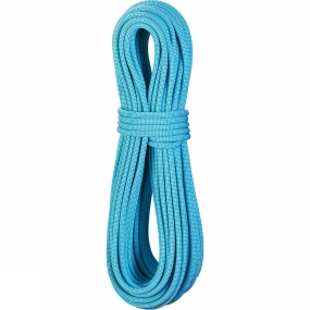 Edelrid Edelrid Eagle Lite Pro Dry 9.5mm Rope 50m Snow / Icemint