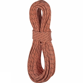 Edelrid Edelrid Starling Pro Dry 8.2mm x 60m Rope Carrot