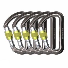 DMM Aero Screwgate 5 Pack