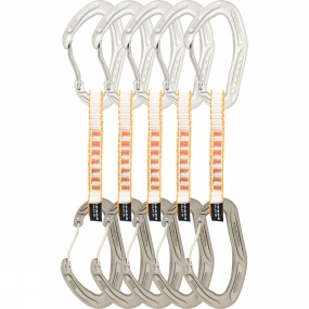 DMM Alpha Light Quickdraw Set 12cm Pack of 5