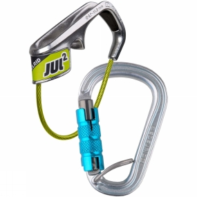 Edelrid Jul 2 Belay Kit Steel Triple Belay