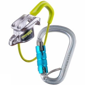 Edelrid Mega Jul Sport Belay Kit Steel Triple