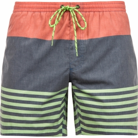 Protest Protest Mens Crusher Beachshort Blue Gas