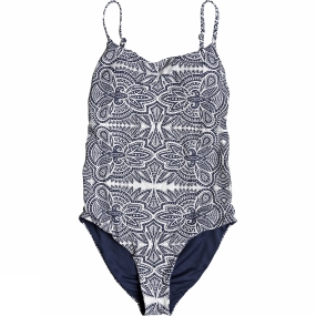 Roxy Womens Girl Of The Sea - One Piece Swimsuit