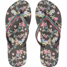 Protest Womens Mews Flip Flop Flame Red