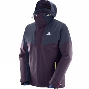 Salomon Salomon Mens Icerocket Jacket Maverick