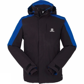 Salomon Salomon Mens Strike Jacket Black