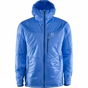 Haglofs Haglofs Mens Touring Insulation Jacket Vibrant Blue