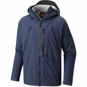 Mountain Hardwear Mountain Hardwear Mens CloudSeeker Jacket Zinc