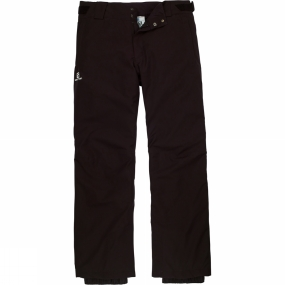 Salomon Salomon Mens Strike Pants Black
