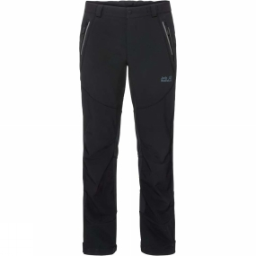 Jack Wolfskin Jack Wolfskin Mens Gravity Slope Pants Black