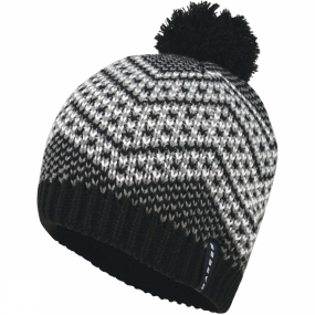 Dare 2 b Mens Chevron Beanie Black