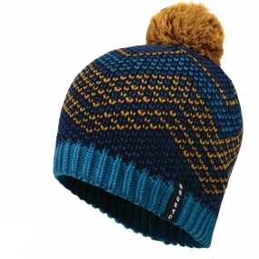 Dare 2 b Mens Chevron Beanie Admiral Blue