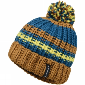 Dare 2 b Rule Out Beanie Golden Brown