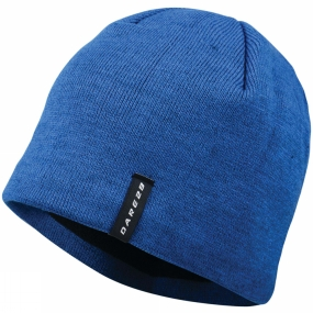 Dare 2 b Mens Prompted Beanie Oxford Blue