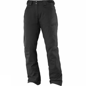 Salomon Salomon Women's Fantasy Pants Black
