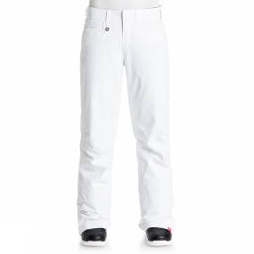 Roxy Roxy Womens Backyard Pant Bright White