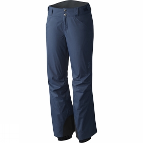 Mountain Hardwear Mountain Hardwear Womens Returnia Insulated Pants Zinc