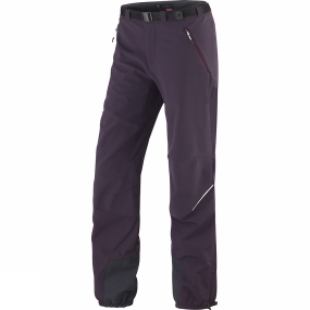Haglofs Haglofs Women's Touring Flex Pants Acai Berry