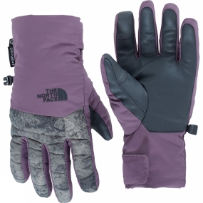 The North Face The North Face Guardian Etip Glove Black Plum/ Peat Grey Stonewash