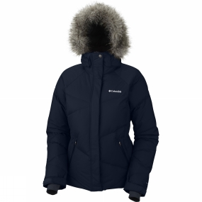 Columbia Columbia Womens Lay 'D' Jacket Abyss