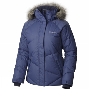 Columbia Columbia Womens Lay 'D' Jacket Bluebell