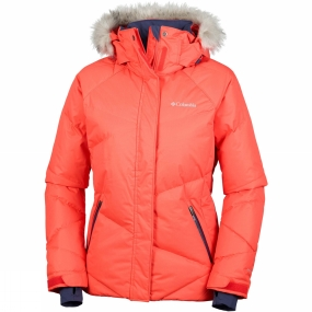 Columbia Columbia Womens Lay 'D' Jacket Zing / Nocturnal