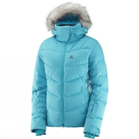 Salomon Salomon Womens Icetown Jacket Bluebird Heather