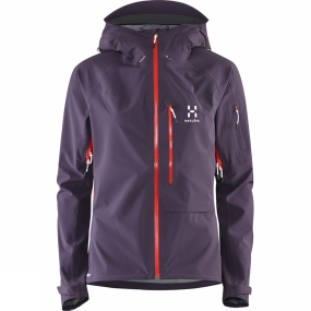 Womens Touring Proof Jacket Womens Touring Proof Jacket by Haglofs