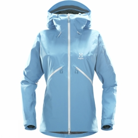 Haglofs Women's Khione Jacket Blue Fox