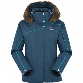 Eider Women's Brooklyn Jacket Midnight Blue