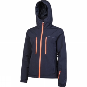 Protest Protest Womens Giggile 17 Jacket Ground Blue