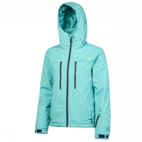 Protest Protest Womens Giggile 17 Jacket Cold Jade