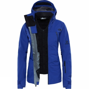 The North Face Womens Purist Triclimate Jacket
