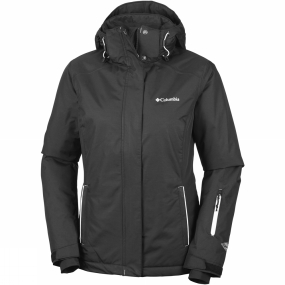 Columbia Columbia Womens On The Slope Jacket Black