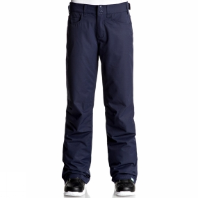 Roxy Roxy Womens Backyard Pants PEACOAT