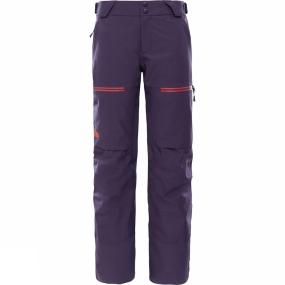 The North Face Inspired by those who spend most of their time in ski boots, our Powder Guide Trousers pack serious protection for winter