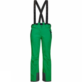 Jack Wolfskin Jack Wolfskin Womens Exolight Slope Pants Evergreen