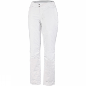 Columbia Columbia Womens On The Slope Pants White