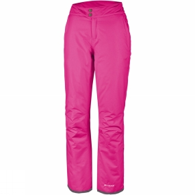 Columbia Columbia Womens On The Slope Pants Punch Pink