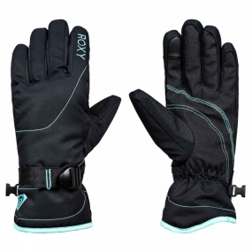 Roxy Roxy Womens Roxy Jetty Solid Glove True Black