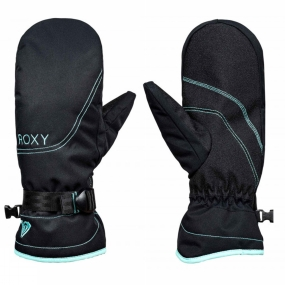 Roxy Roxy Womens Roxy Jetty Solid Mitt True Black