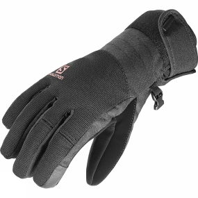 Salomon Salomon Womens Element Dry Glove Black