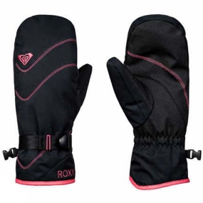Roxy Womens Jetty Solid Mitts