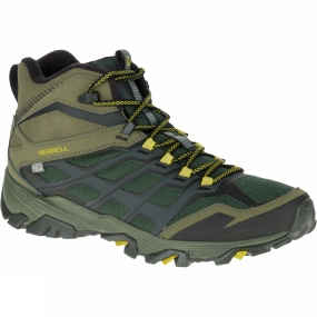 Merrell Merrell Mens Moab FST Ice+ Thermo Boot Pine Grove/Olive