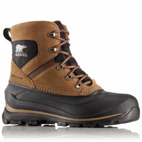 Sorel Sorel Mens Buxton Lace Delta / Black