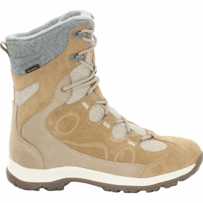 Jack Wolfskin Jack Wolfskin Womens Thunder Bay Texapore High Boot Sandstone